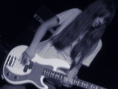 Paz Lenchantin (The Entrance Band)